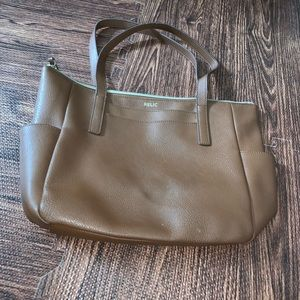 Relic brown purse handbag tote